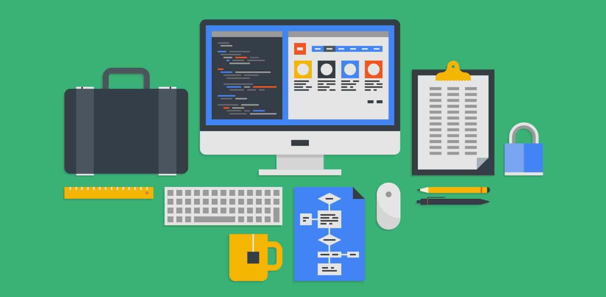 Skills in Website Design